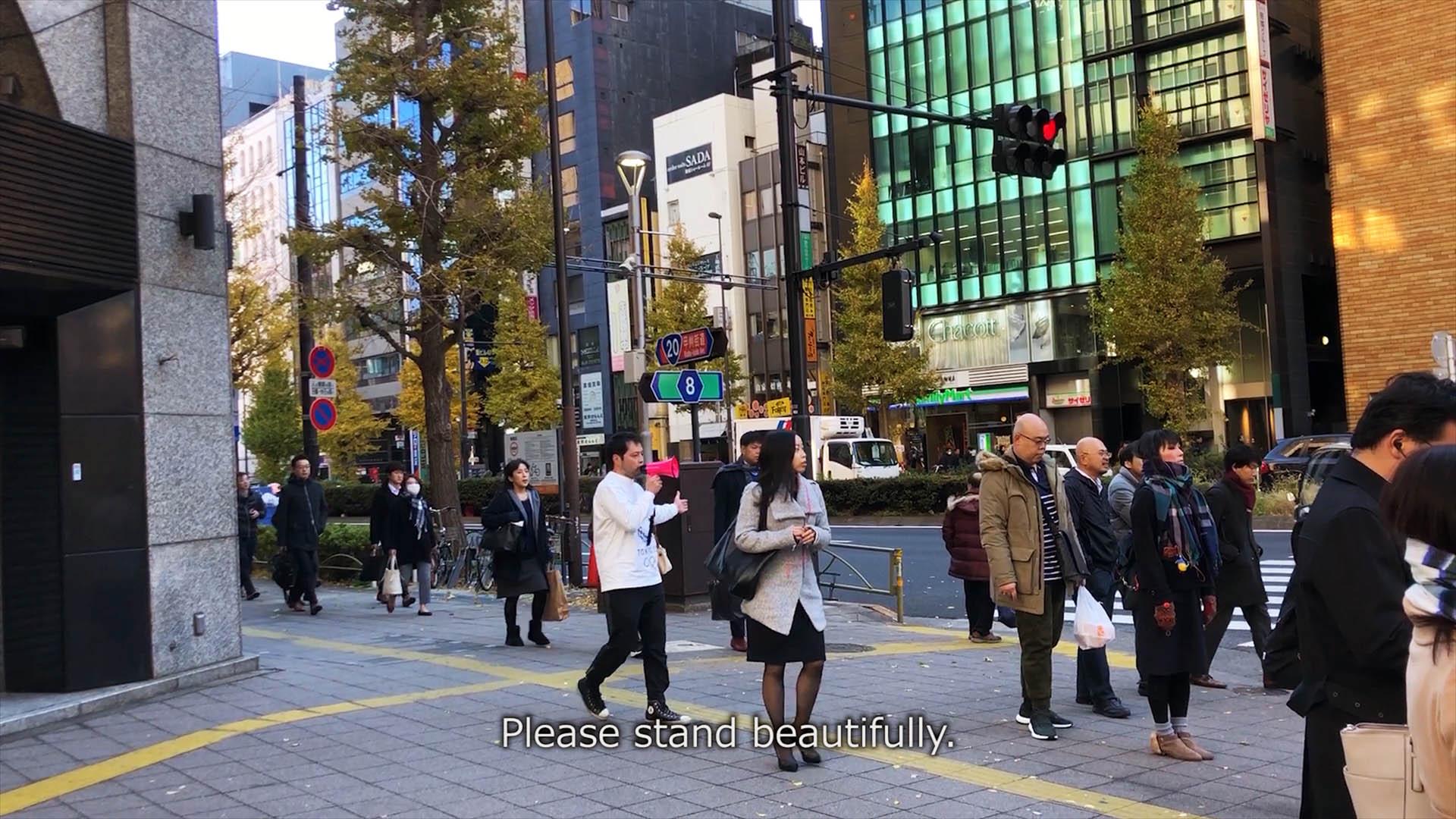 トモトシ_tomotosi_美しい日本の私たち_東京オリンピック_パフォーマンス3