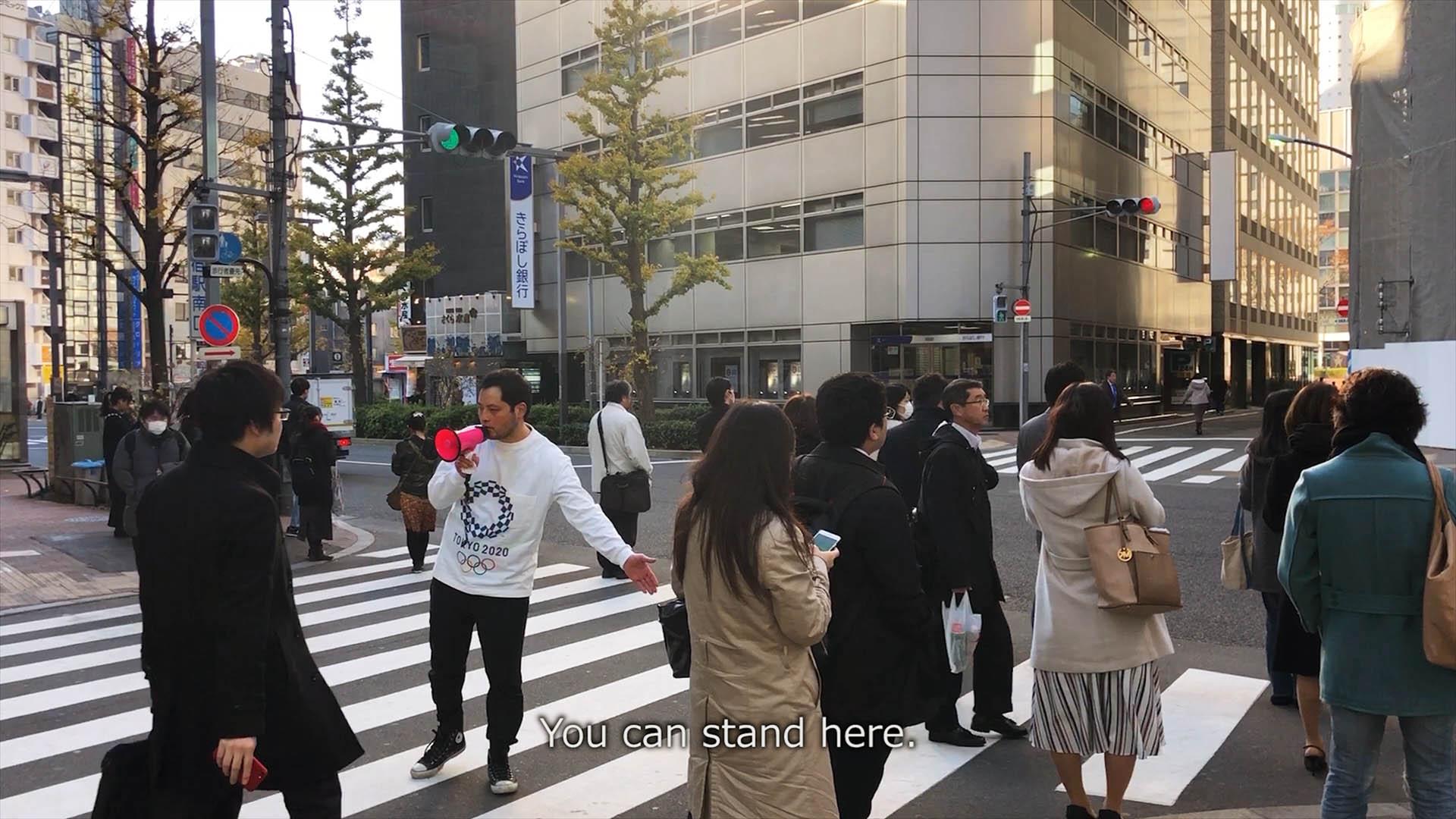 トモトシ_tomotosi_美しい日本の私たち_東京オリンピック_パフォーマンス