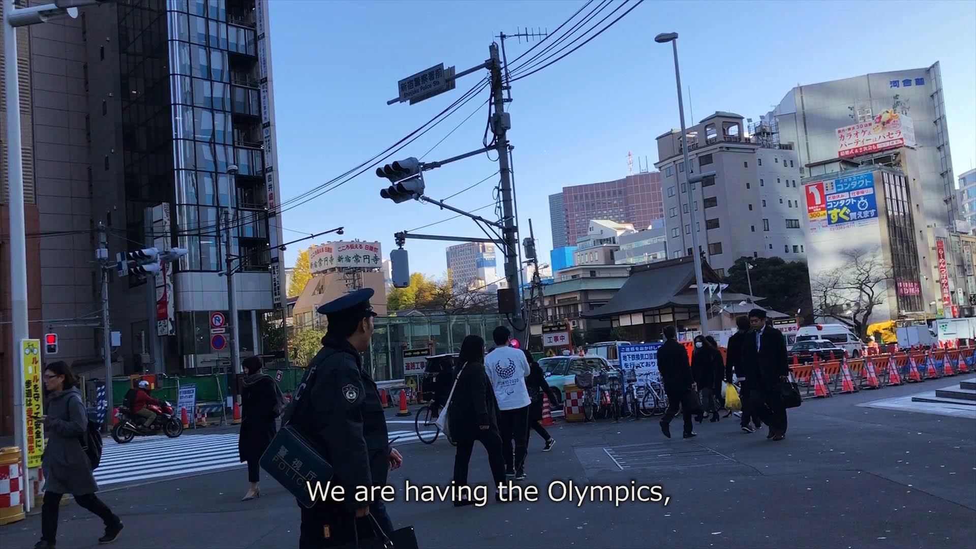 トモトシ_tomotosi_美しい日本の私たち_東京オリンピック_パフォーマンス2